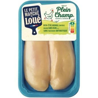 Loué et LDC proposent une offre complémentaire de poulets qui prennent l'air dans . AGRO . Loue1